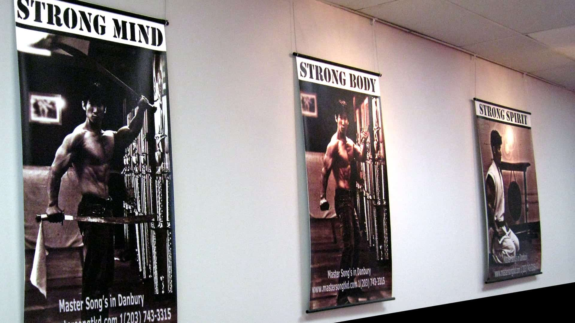 Banners & Posters - Master Song's in Danbury