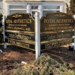 Vein-Gold-painted-carved-sign
