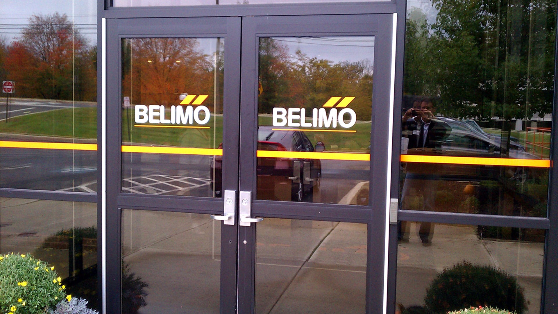 Belimo - door signs