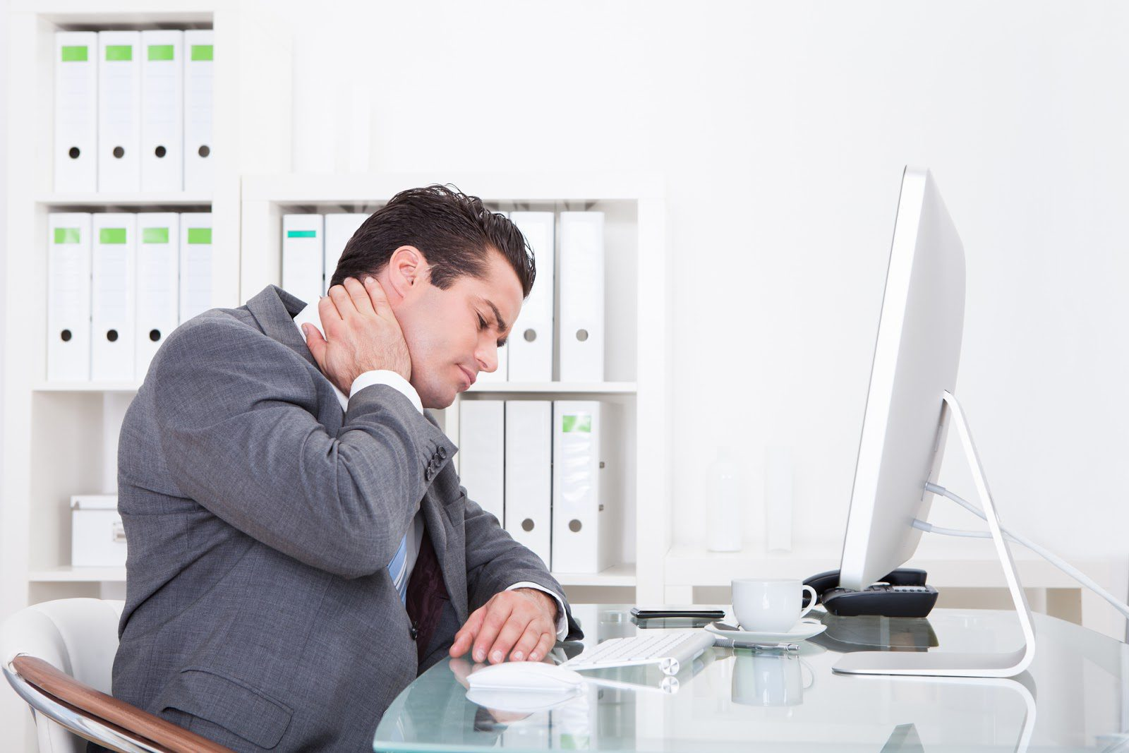 posture bad posture and neck and back pain