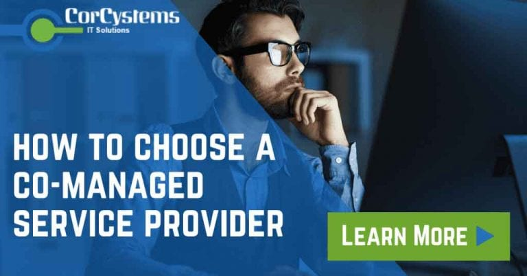 how to choose a co-managed service provider